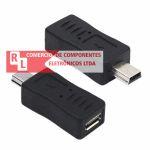 ADAPTADOR MICRO USB PARA MINI USB
