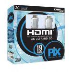 CABO HDMI FLAT 1.4-20MTS