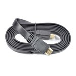 CABO HDMI BLISTER 1.4 2MTS- FLAT