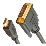 CABO HDMI X DVI 2 MTS