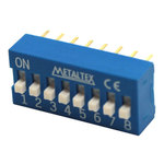 CHAVE DIP SWITCH 08-H