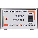 FONTE ESTABILIZADA 12V3,5A-FTE-1203