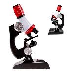 MICROSCOPIO EDUCACIONAL 100X-1200X